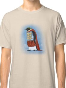 The Majestic Emperor Penguin Classic T-Shirt
