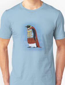 The Majestic Emperor Penguin Unisex T-Shirt