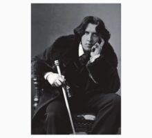 The Picture of Oscar Wilde by jburzlaff