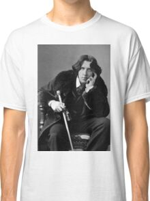 The Picture of Oscar Wilde Classic T-Shirt