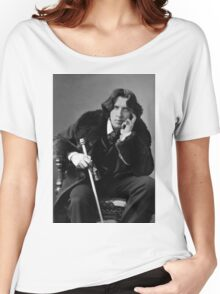 The Picture of Oscar Wilde Women's Relaxed Fit T-Shirt