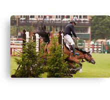 When good jumps go BAD! 4/8 Canvas Print
