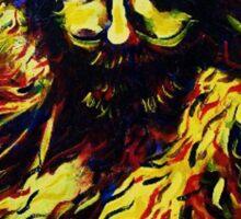 Fire Jerry - Design 1 Sticker