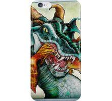 Koi Fishin' Dragon iPhone Case/Skin