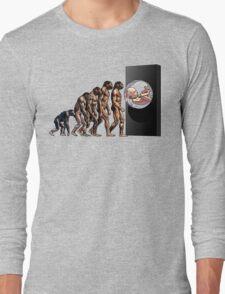 Evolution of the Monolith Long Sleeve T-Shirt