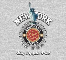 big apple pie! by redboy