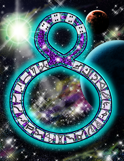 intergalactic time/space machine by LoreLeft27
