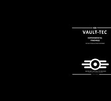 VAULT-TEC SUPPLIES by OFFxSwitch