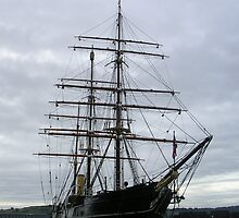 RRS Discovery by lezvee