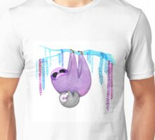 Colorful Sloths Unisex T-Shirt