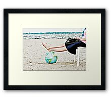 Top O' the World Framed Print