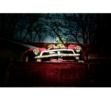 For Sale: Car not Bird Photographic Print