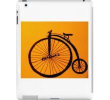 Funky Bike iPad Case/Skin