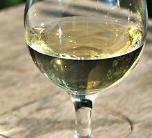Wine in the sun by gazzman1