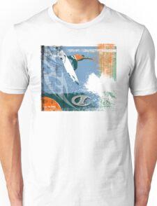 surfers high Unisex T-Shirt