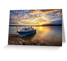 At Rest Greeting Card