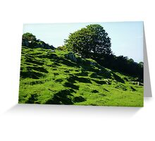 Torr Head Ireland  Greeting Card