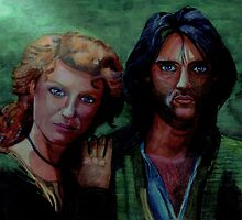 Robin & Marion by AdagioArt