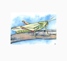 Grasshopper Watercolours and Ink Unisex T-Shirt