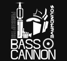 Soundwave: Power Up the Bass Cannon by AzizM