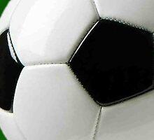 soccer ball by grrrapes13