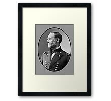 William Tecumseh Sherman Framed Print