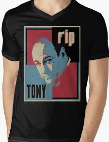 RIP TONY Mens V-Neck T-Shirt