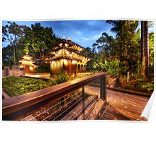 Pagoda of Peace Poster