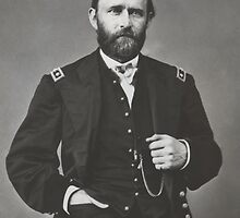 General Grant During The Civil War by warishellstore