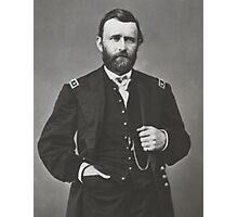 General Grant During The Civil War Photographic Print