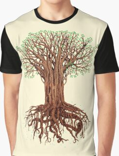 Tree Tee Graphic T-Shirt