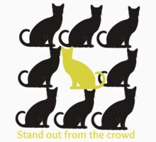 Stand Out by RdwnggrlDesigns