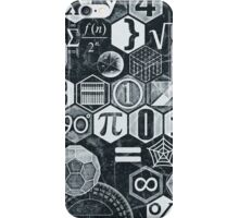 Math's Lesson iPhone Case/Skin