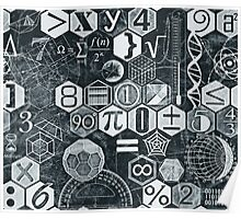Math's Lesson Poster