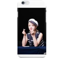 Yoon Bomi iPhone Case/Skin