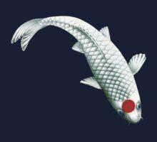 Tancho Koi by BadheadGadroon