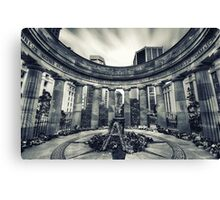 Our Symbols of Thanks Canvas Print