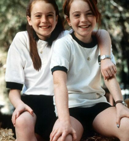 The Parent Trap Annie x Hallie Sticker