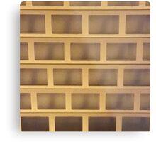 Dusk Grid 1 Metal Print