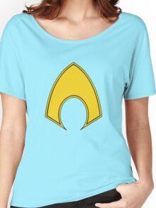 Aquaman Women's Relaxed Fit T-Shirt
