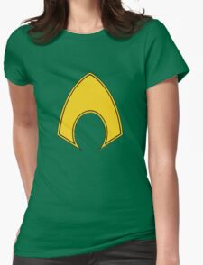 Aquaman Womens Fitted T-Shirt