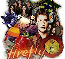Firefly/Serenity by Gwright313