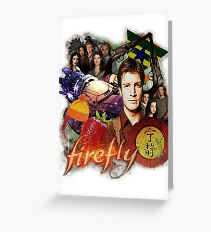 Firefly/Serenity Greeting Card