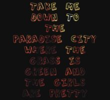 Paradise City by Katherine Anderson