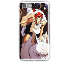 Princess Mononoke. iPhone Case/Skin