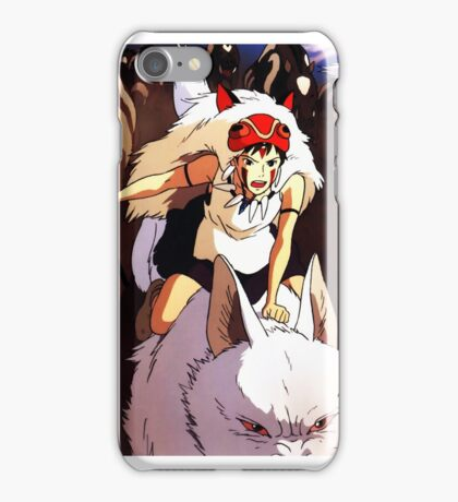 Princess Mononoke. iPhone Case/Skin
