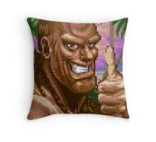 Dee Jay Throw Pillow