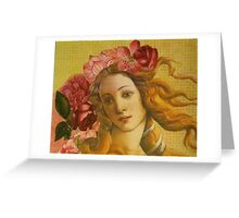 May Queen Greeting Card