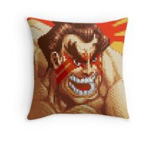 E. Honda Throw Pillow