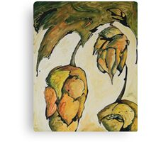 Beer Hops VI Canvas Print